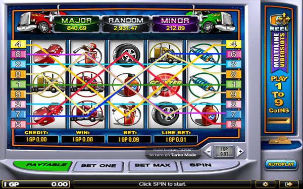 Mesin Slot Highway Kings
