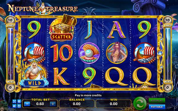 Neptune Treasure Joker123