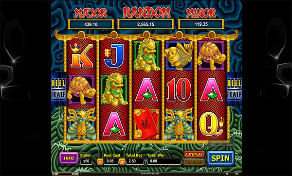 Slot Five Dragons Joker123