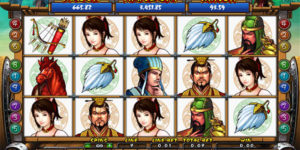 Three Kingdoms Quest