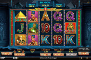Slot Ancient Egypt