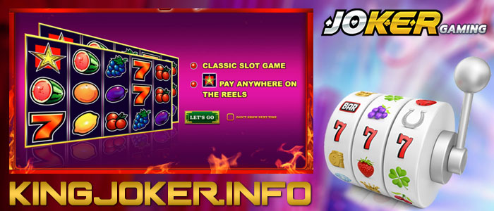 Daftar Joker Slot