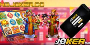 Situs Joker Gaming Terpercaya